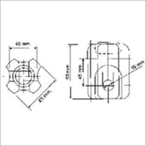 Guy Strain Insulator SC-Guy-90-65