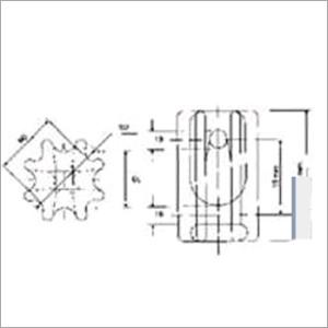 Guy Strain Insulator SC-Guy-140-85