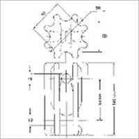 Guy Strain Insulator SC-Guy-140-90