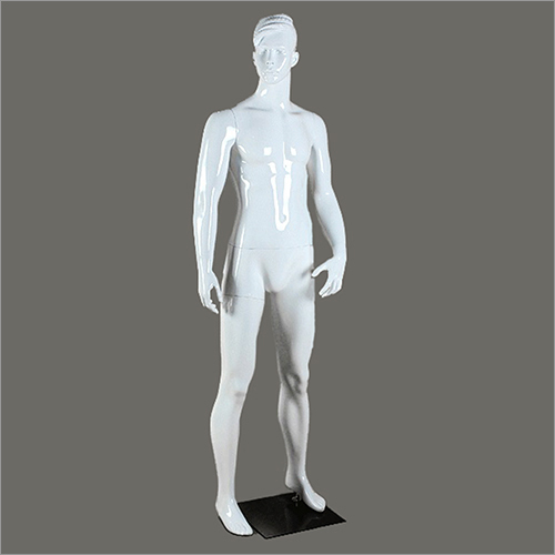 FIBER MALE ABSTRACT MANNEQUIN