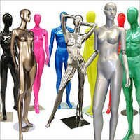 Colorful Mannequin