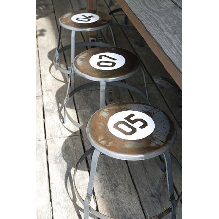 Reclaimed Bar Stool