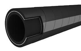 Hoses For Abrasive Materials