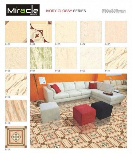 300x300mm Floor Tiles Wall Body