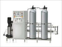 Water Treatment Plant In Baddi