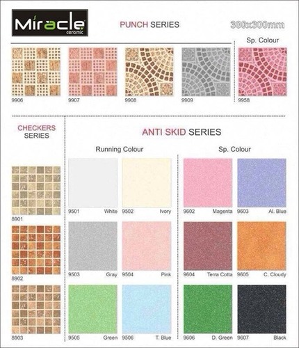 Digital Floor Tiles | Export Quality