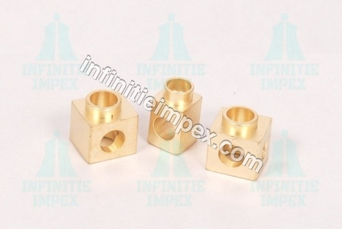 Brass Terminal PCB Connector