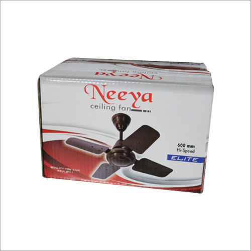 Lightweight Blade Ceiling Fan