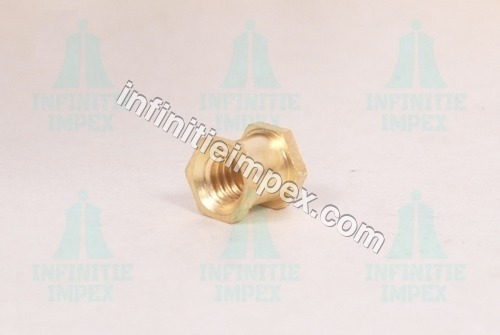 Brass Hex Inserts Nut