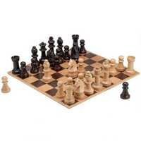 CS2 Wooden Chess Game Set (Small)