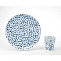 Plate And Tumbler Series