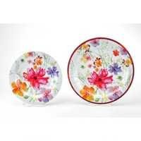 MM-BB01 Round Salad And Dinner Plate
