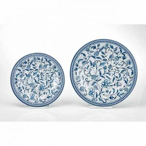 MM-FF24 Round Salad And Dinner Plate