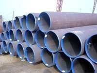LARGE DIA ERW PIPES