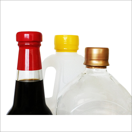 Bottle Cap Shrink Sleeve