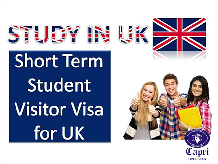 Student Visa For UK