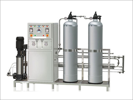 supplers of water treatment plant