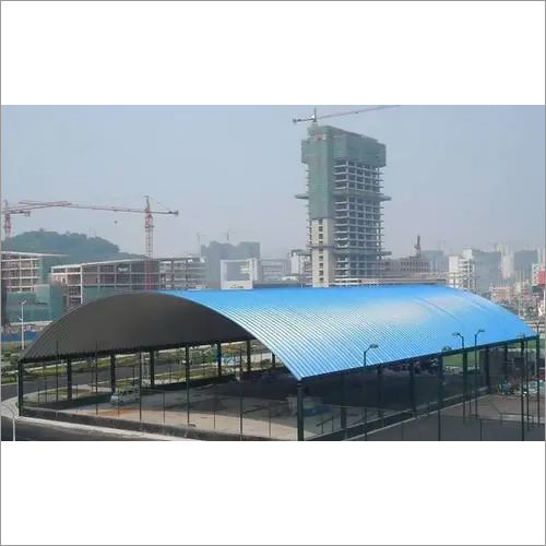 Trussless Roof