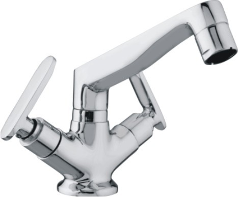 Centre Hole Basin Mixer
