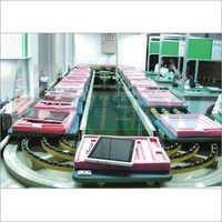 Industrial Tablet Conveyor