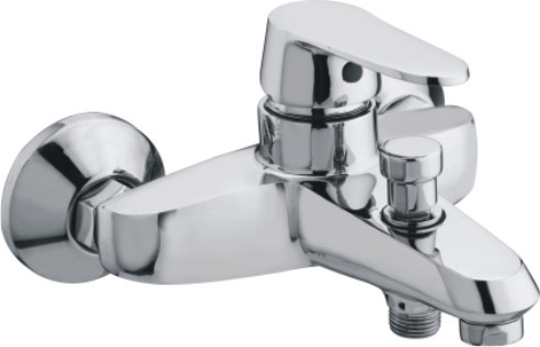 Single Lever Wall Mixer 3 in 1