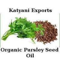 Organic Parsley Seed Oil