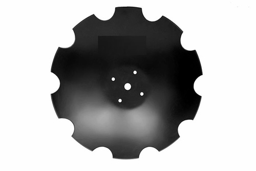 Harrow disc blades