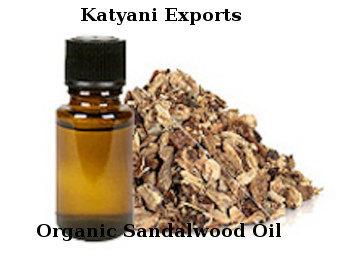 Organic Sandalwood Oil