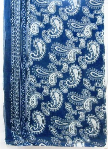 100 % Rayon Printed Scarve