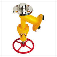 Flush Bottom Tank Valve (Y Type)
