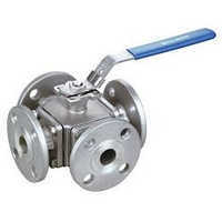 Four Way Ball Valve Next