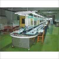 SS Assembly Line Belt Conveyor