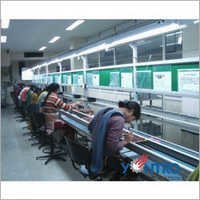 Electronic Assembly Line Conveyor