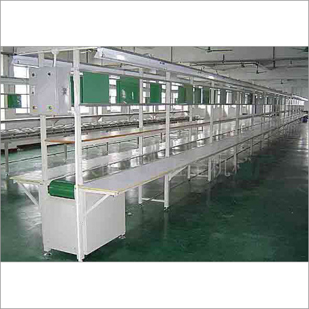Mobile Phones Assembly Line Conveyor