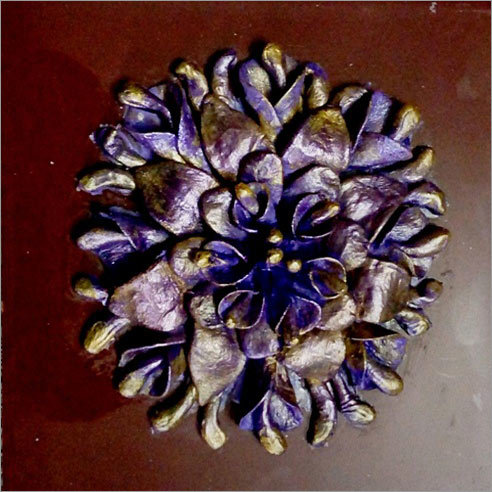 Wall Hanging Flower Painting