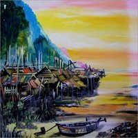 Scenic Beautiful Painting