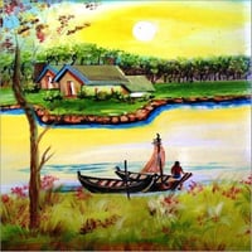 Beautiful Oil Painting
