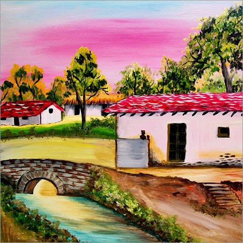 Land Scape Paintin