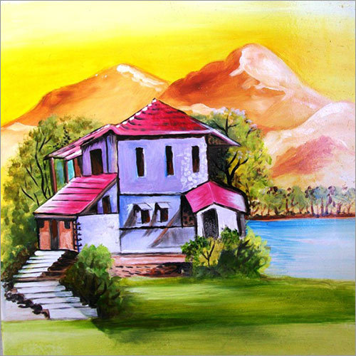 Land Scape Painting