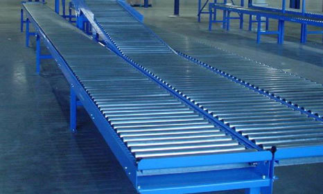 Manual Roller Conveyors