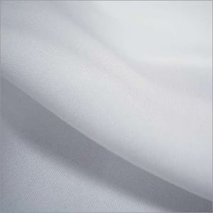 Polyester Grey Warp Knitted Fabric