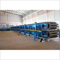 Slat Chain Conveyor System