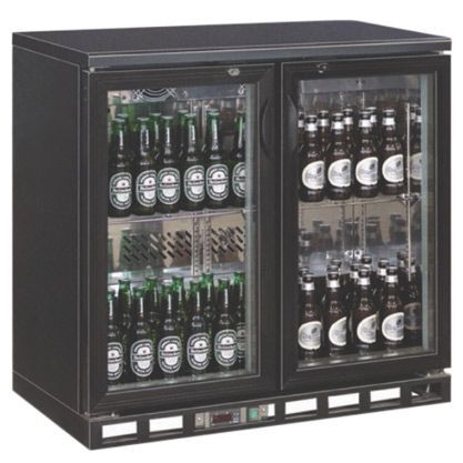 2 DOOR BACK BAR BB200