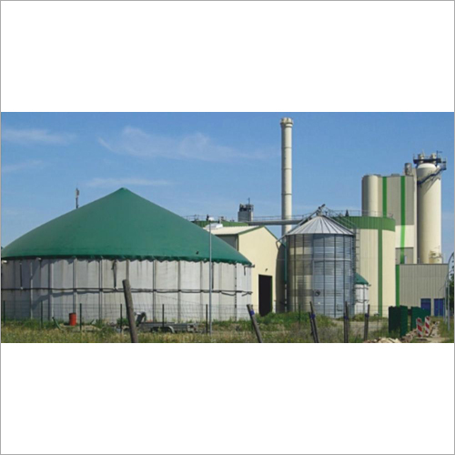 Renewable Energy Biogas Plant