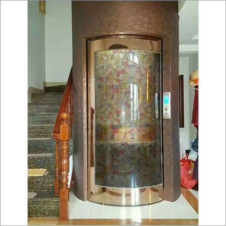 Circular Staircase Lift