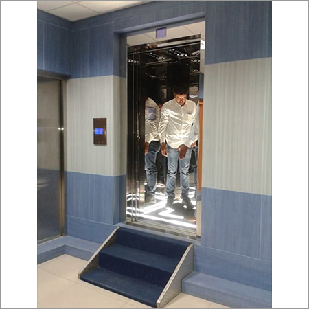 First Floor Passenger Lift