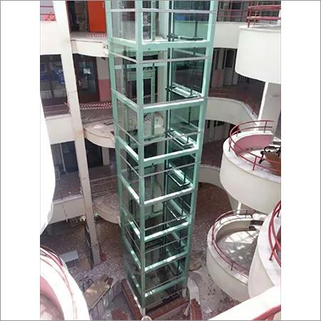 Indoor Structured Apartment Lift