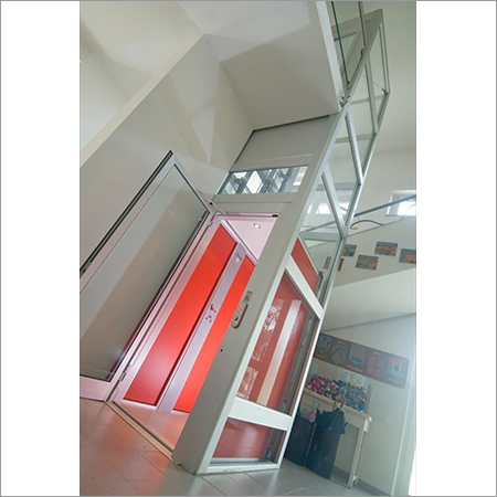 Indoor Structured Hydraulic Lift