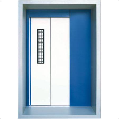 Painted Powder Coated Telescopic Door