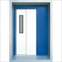 Painted Powder Coated Telescopic Door